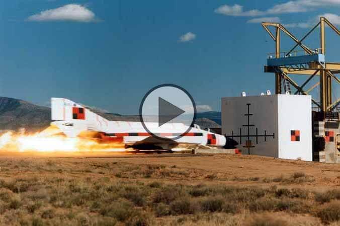F-4 Jet