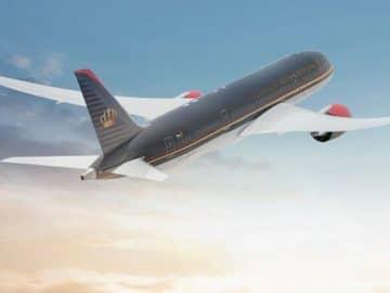 Jordanian airline laptop ban US