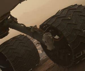 NASA Curiosity Rover (1)