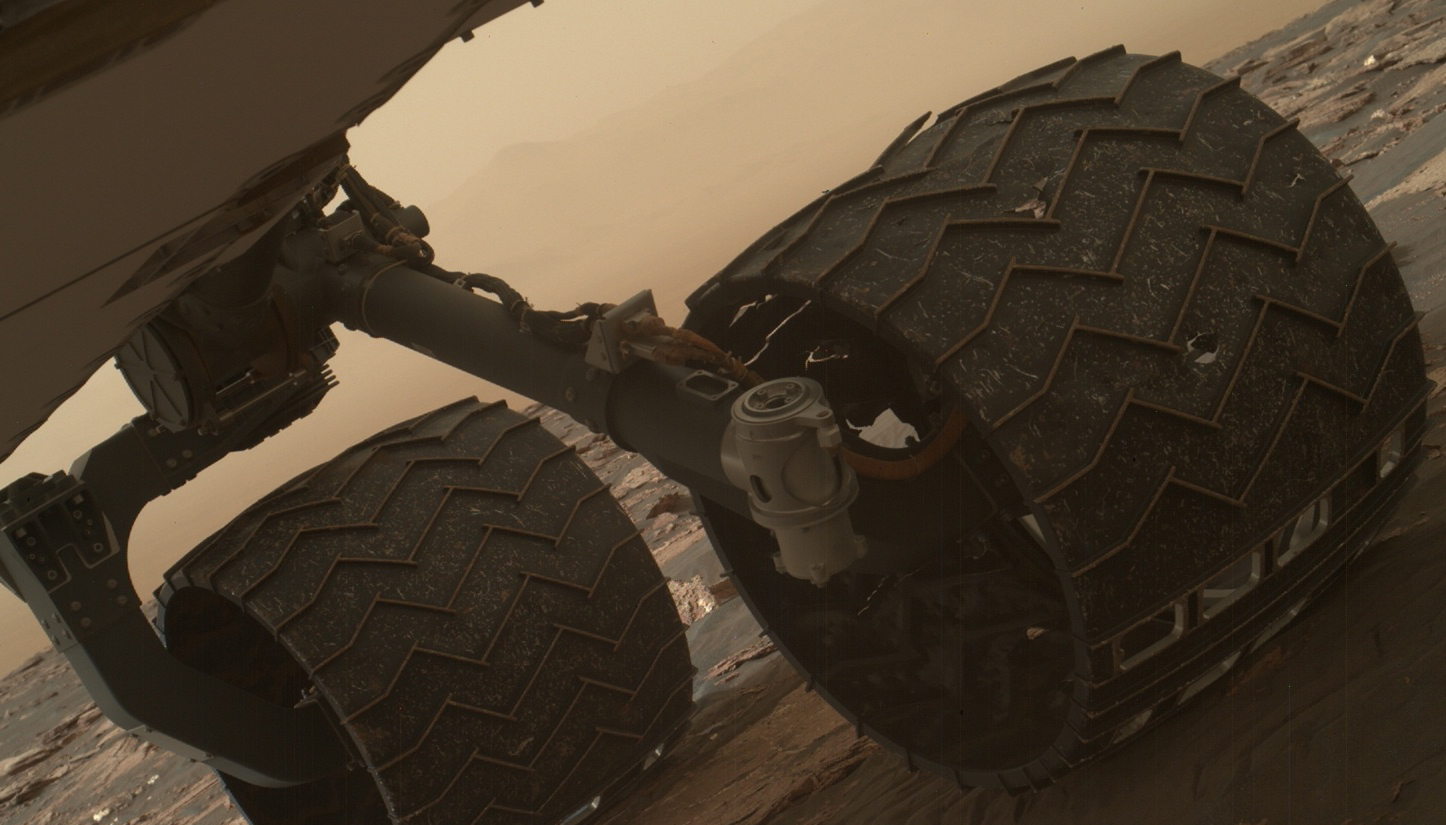 NASA Curiosity Rover (1)