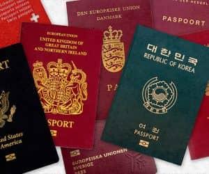 Passports (3)