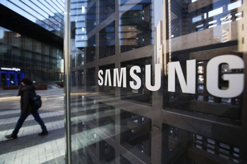 Views Of Samsung Group Buildings As Heir Jay Y