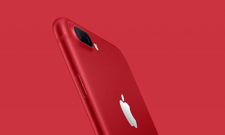 Special Edition iphone Red (2)
