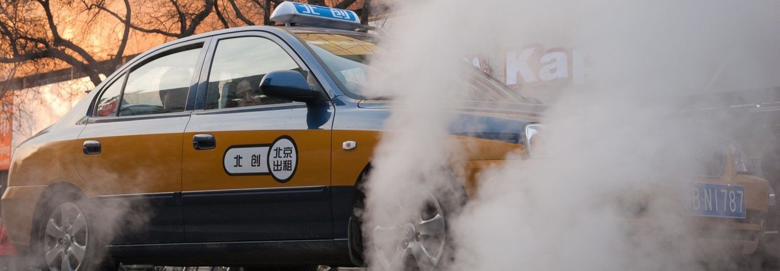 electric taxis beijeing