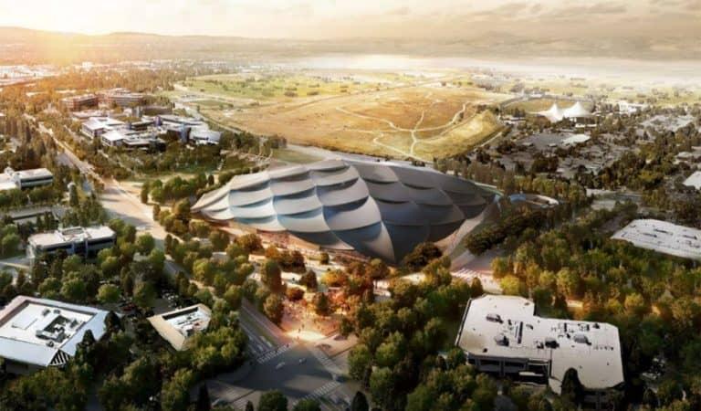 Google Unveils Its Futuristic Solar-Powered California Headquarters