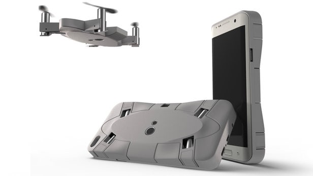 This Drone Phone Case Camera Will Change The Way You Take Selfies