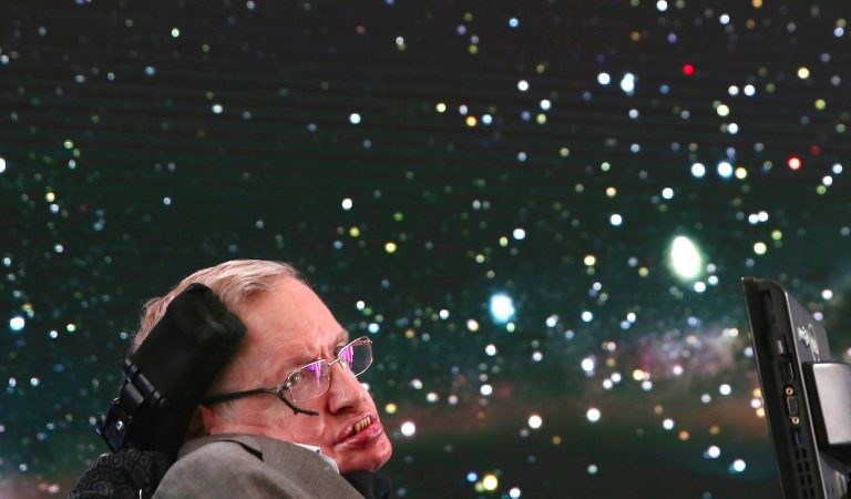 Stephen Hawking Says Time Travel Is Definitely Possible