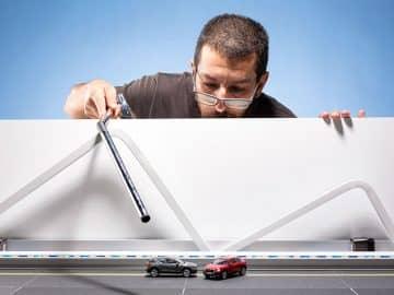 Audi Q2 Miniature Photography Feliz Hernandez (1)