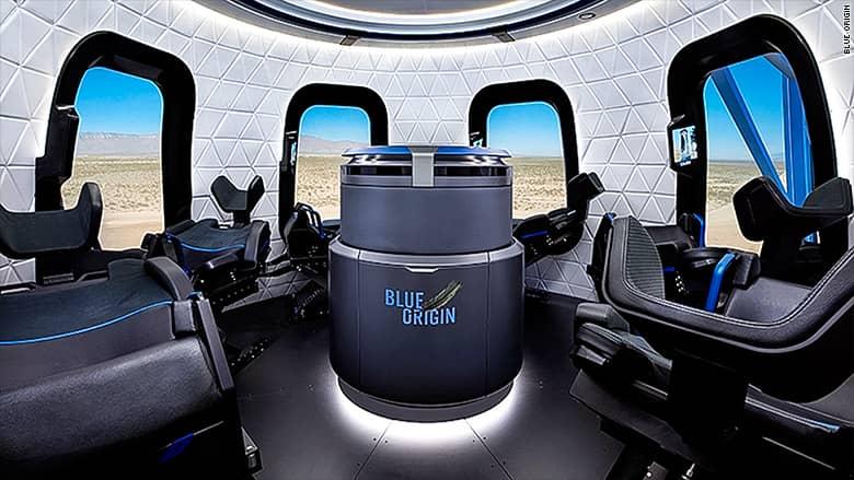 Blue Origin New Shepard Space Trip (2)