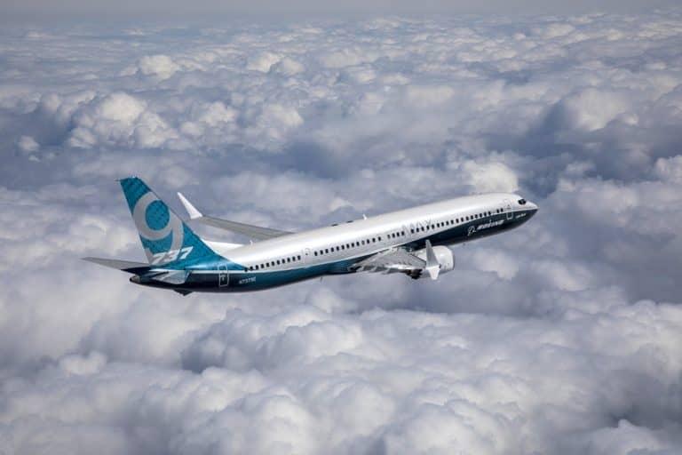 Boeing 737 MAX 9 First Flight (2)