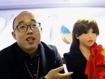 Chinese Humanoid Robot Wife (3)