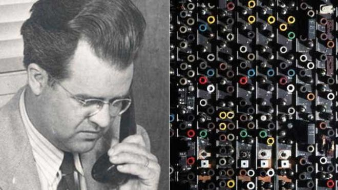 Dr Huskey helped complete the computer that Alan Turing designed