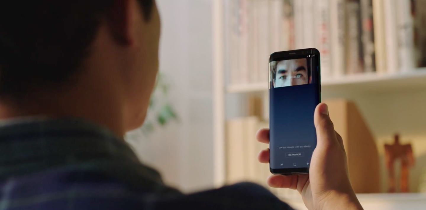 Retinal Scanner Door Lock Here Are 10 Reasons Why Samsung Galaxy S8 Is Better Than The Iphone 7