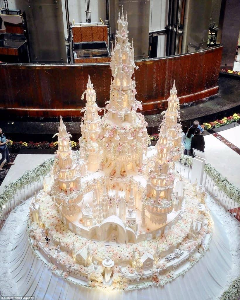 LeNovelle Cake Wedding Cakes