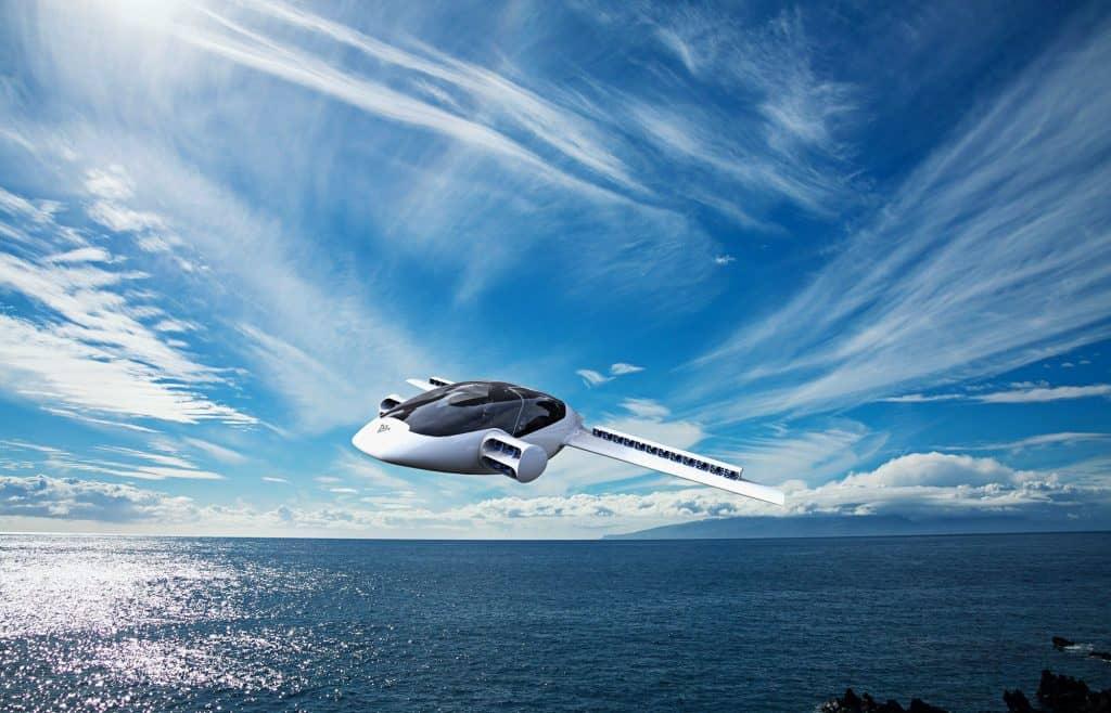 Lilium VTOL jet (1)