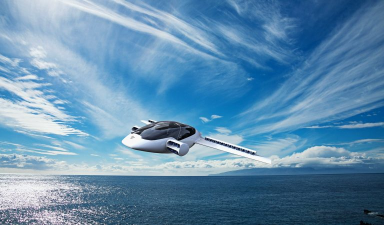 Lilium – World's First Ever All-Electric VTOL Jet Completes Successful Flight Test