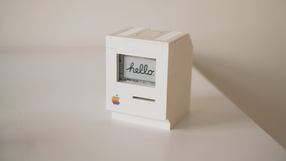 Mini Macintosh Classic LEGO