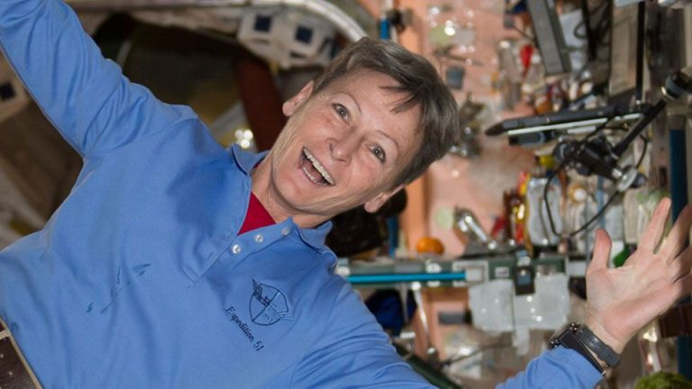 Peggy Whitson Longest Time In Space (2)