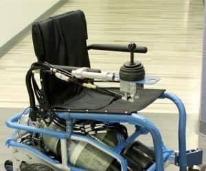 PneuChair Air powered wheelchair (2)