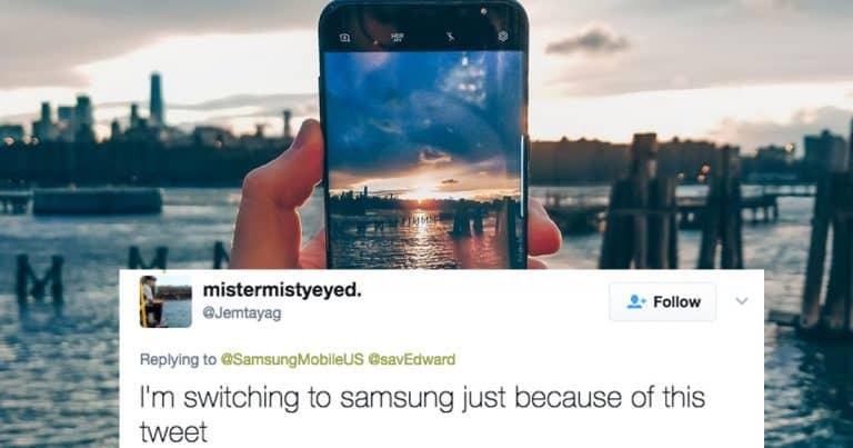 Samsung On twitter