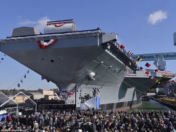 USS Gerald R