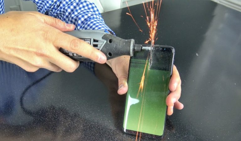 New Test Video Shows Samsung Galaxy S8 Tortured To The Extremes