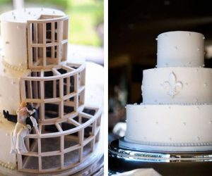 architectural cakes