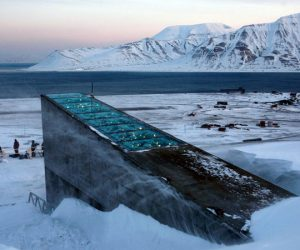 norway doomsday vault