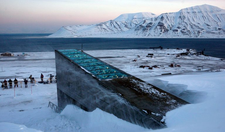 Norway Creates New Doomsday Vault That Will Store World's Important Clutural And Historic Data