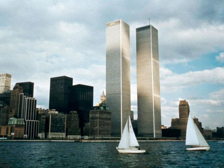 Watch How They Built The One World Trade Center In This