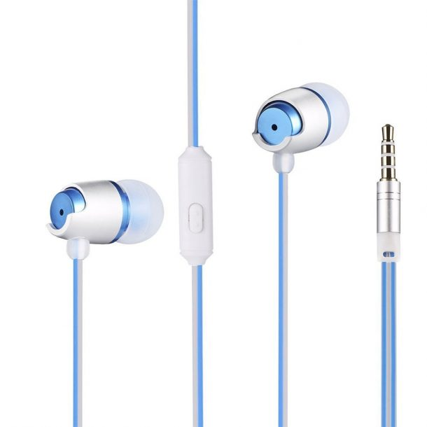 Timkyo 2017 New 3.5mm Stereo Noise Isolating In-Ear Earbuds
