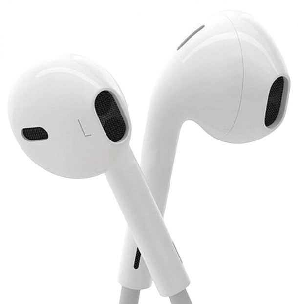 Moow In Ear Headphones with Microphone