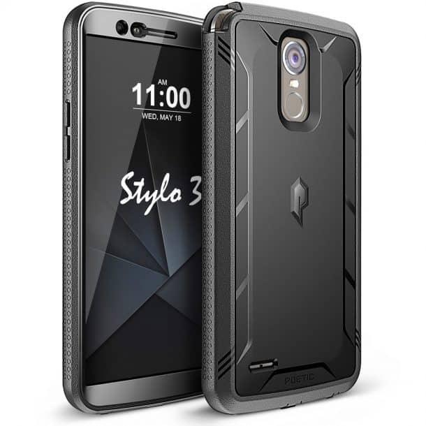 Poetic Cases For LG Stylo 3 Plus