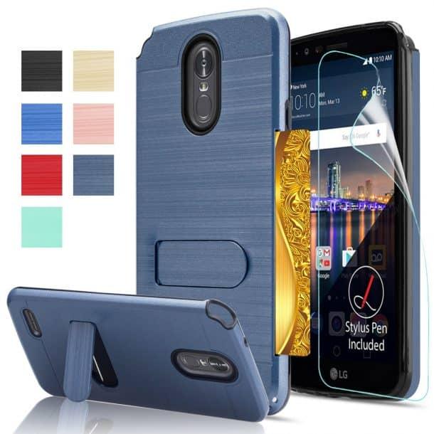 Anoke Cases For LG Stylo 3 Plus