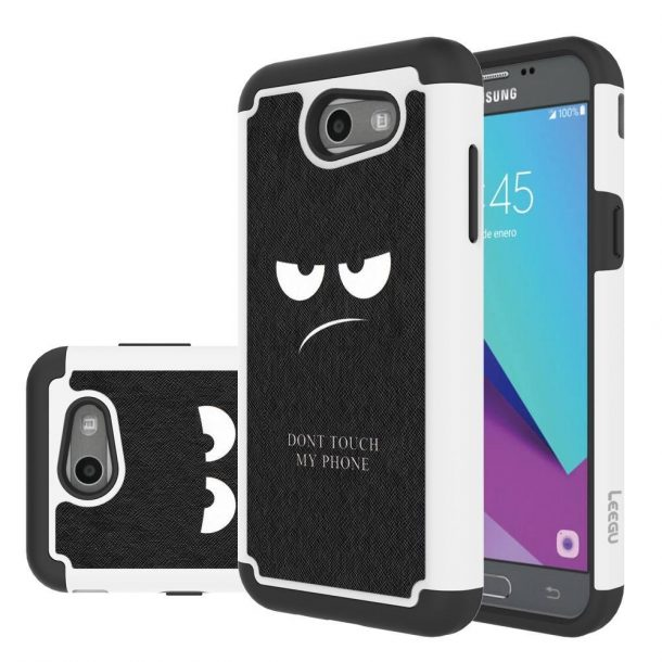 Leegu Cases For Samsung Galaxy J3 Prime