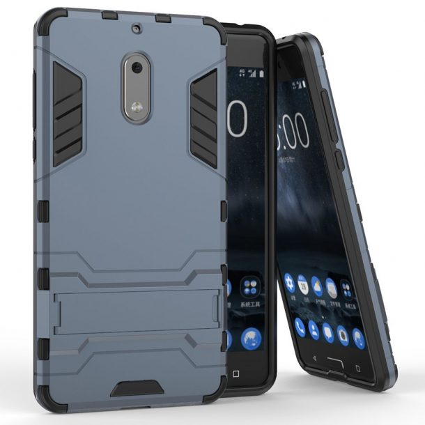MicroP Nokia 6 2017 Cases