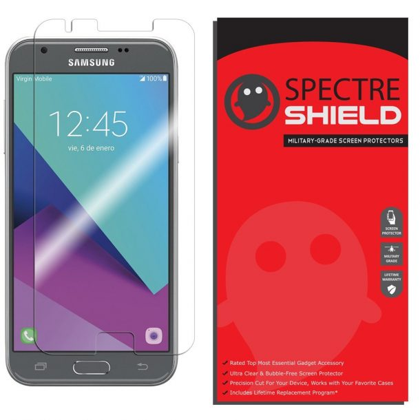 Spectre Shield J3 Prime Screen Protectors