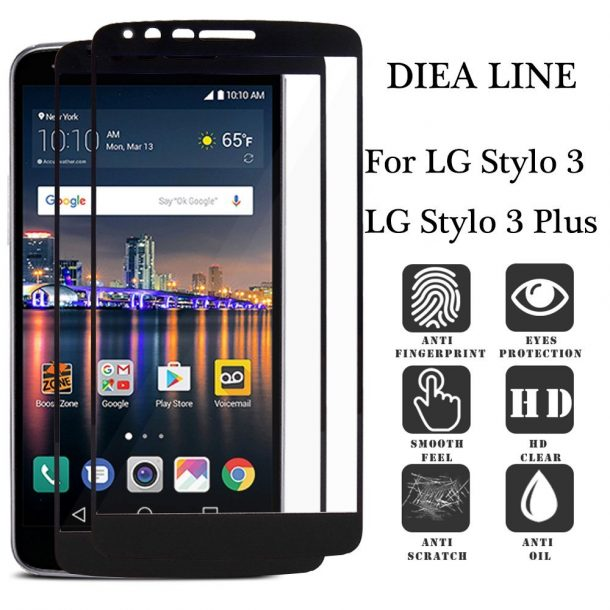 Idea Line LG Stylo 3 Plus Screen Protector