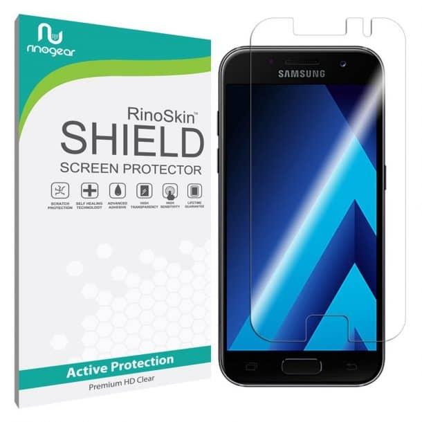 RinoGear Samsung Galaxy A3 2017 Screen Protector