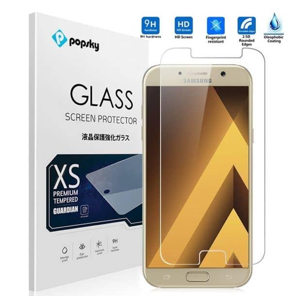 PopSky Samsung Galaxy A3 2017 Screen Protector
