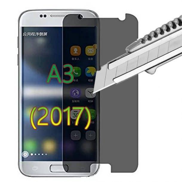 Mooshion Samsung Galaxy A3 2017 Screen Protectors