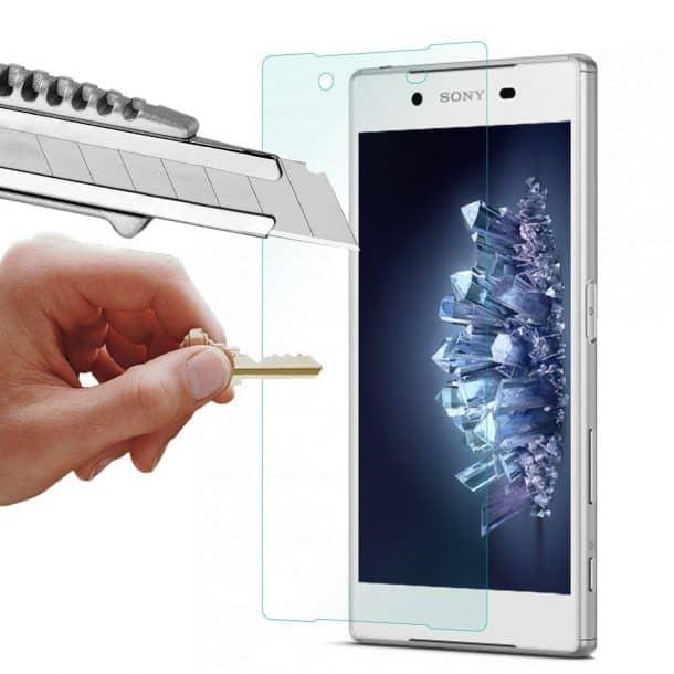 Mooshion Screen Protector For Sony Xperia XA1