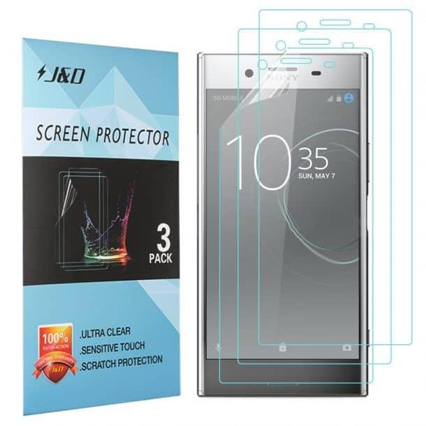 JD Sony Xperia XZ Premium Screen Protector