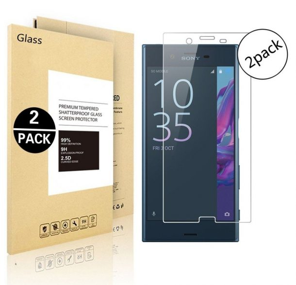Vigeer Sony Xperia XZ Premium Screen Protector