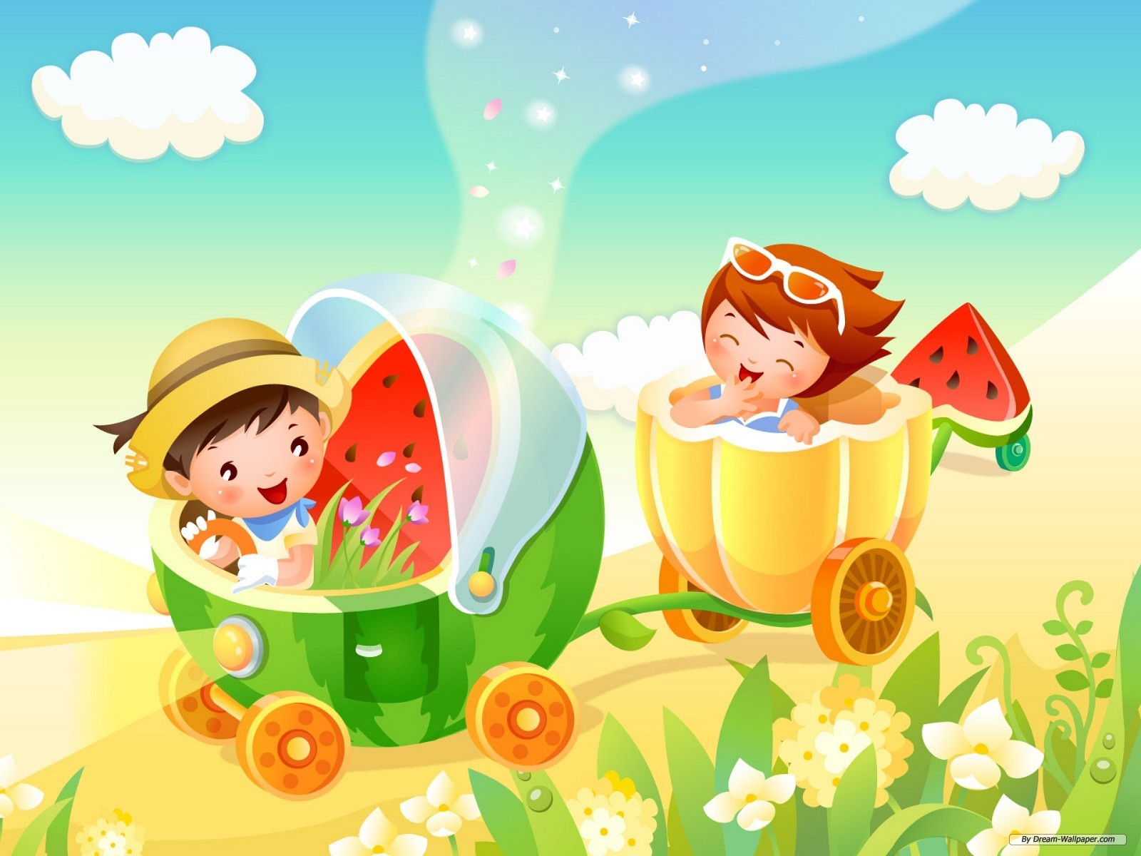50 colorful cartoon wallpapers for kids backgrounds in hd - Cute cartoon hd images ...