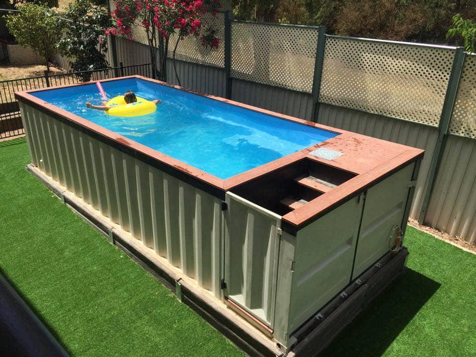 DIY swimming pool (3)
