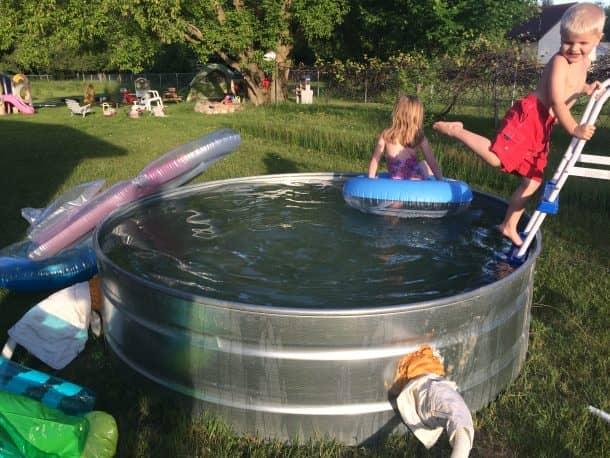 10 Diy Backyard Swimming Pool Ideas That You Can Make Yourself