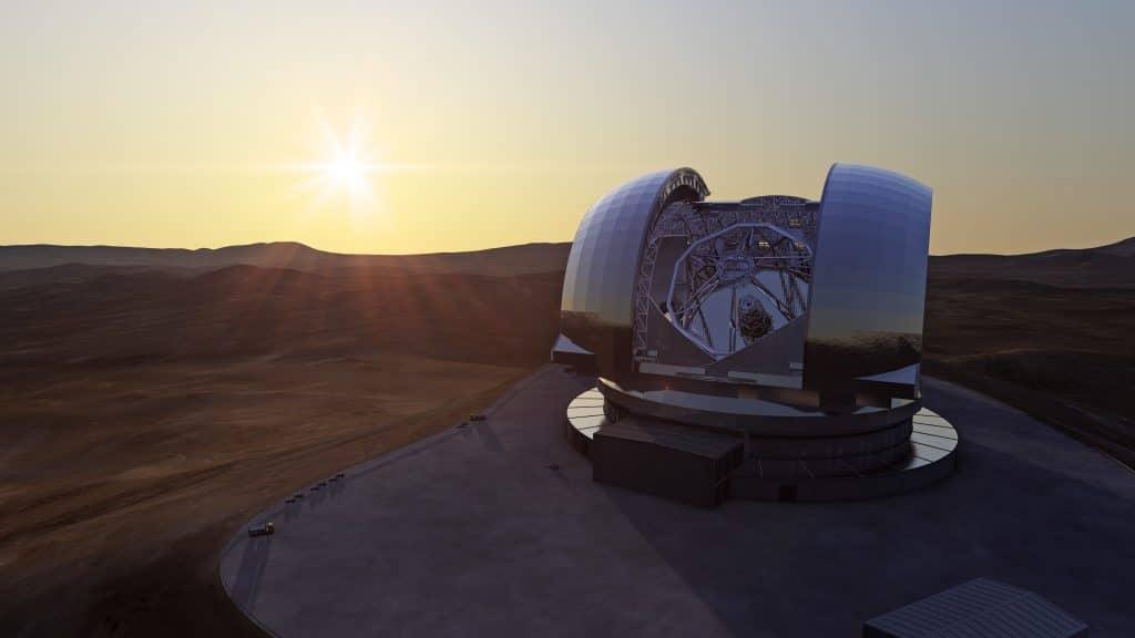 European Extremely Large Telescope E-ELT (2)