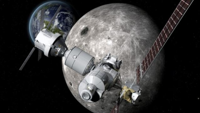 NASA Just Announced A One Year Long Moon Mission