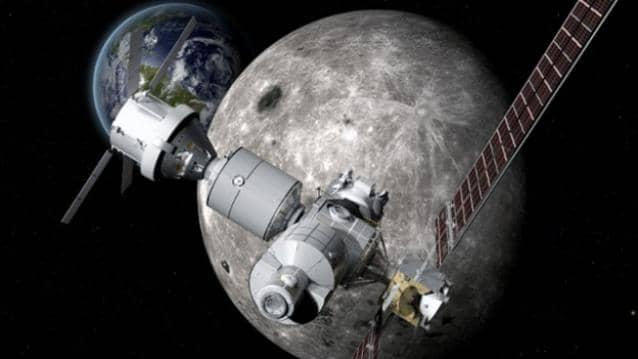 Humans To Mars NASA Lunar Mission (4)